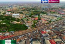 Орел и Решка - Лагос (Нигерия)