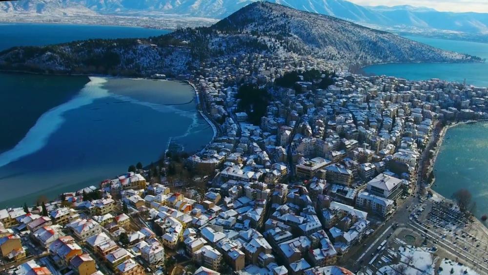 Кастория в Греции