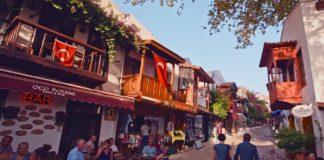 Курортный Каша в Турции