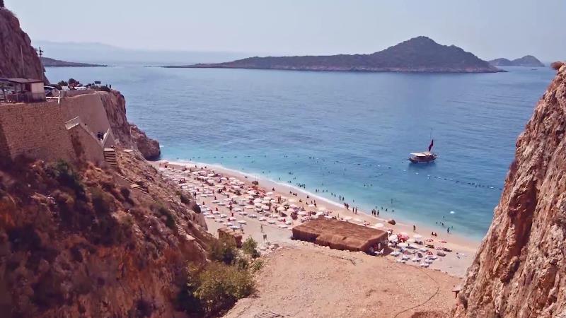 Курортный Каша в Турции - незабываемый отдых