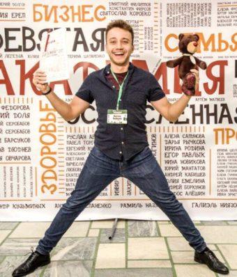 Антон Зайцев - ведущий Орел и Решка